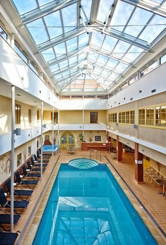 Wellness hotel Rezidence