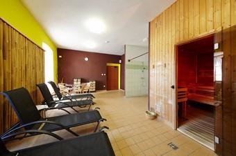 Wellness v hotelu Rezidence