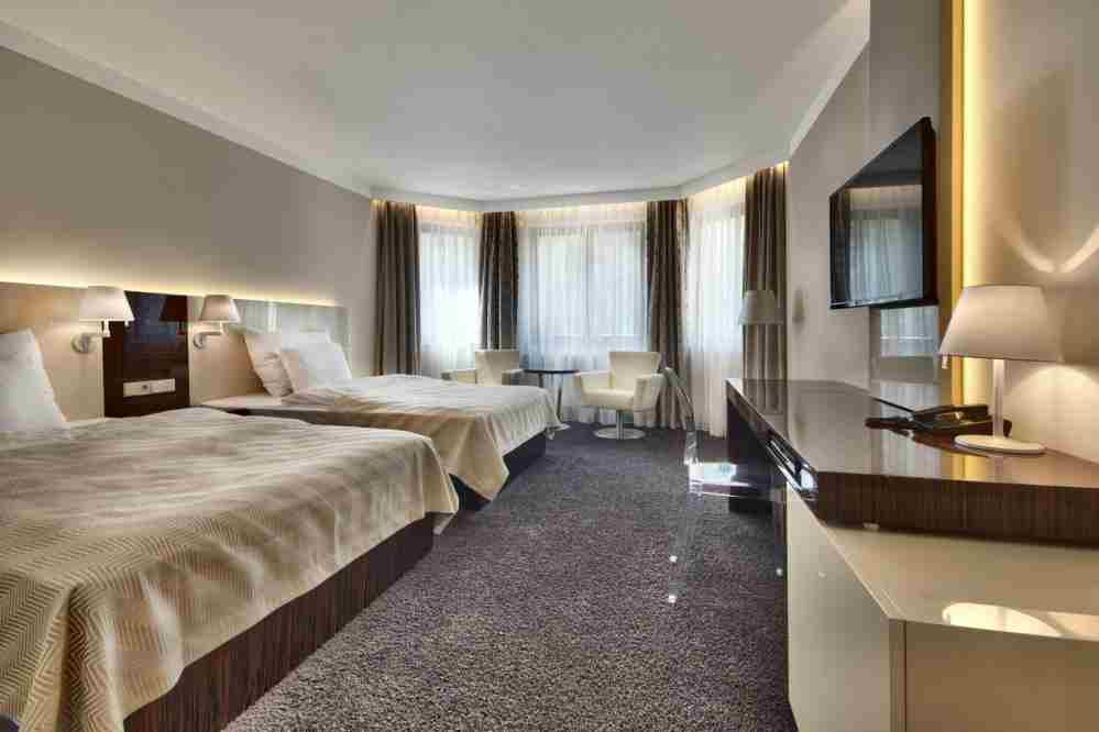 Luxury Spa & Wellness Hotel Prezident