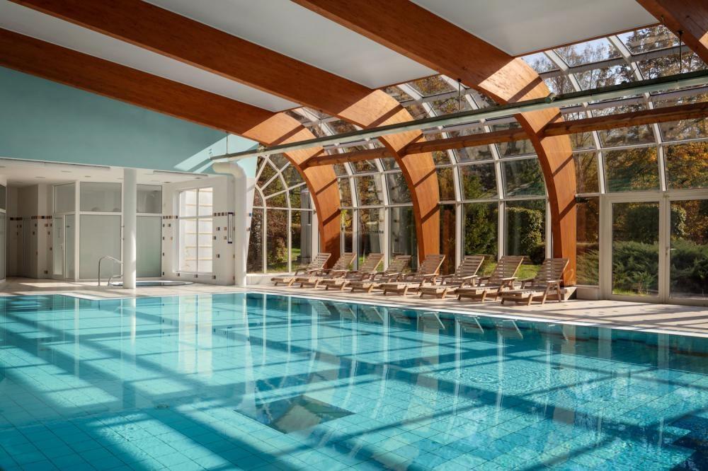 wellness centrum ve Spa Resortu Sanssouci